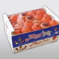Mary naranja madera 15k tapa