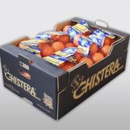 Chistera naranjas malla 20x1